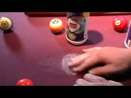 Red Felt Pool Table Winning Colours Stain Remover Removing Stains Off Of Pool Table