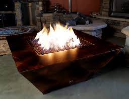 Gas Firepits Pit Recommended Gas Pits For Sale Large Trapezoid