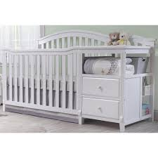Cribs With Changing Tables Attached Crib With Attached Changing Table Or Not Changing Table Ideas