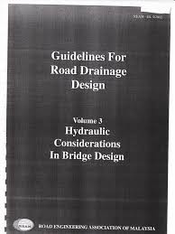 ream guidelines for road drainage design volume 5 drainage