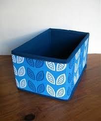 Decorate Cardboard Box Decorative Fabric Storage Boxes Foter