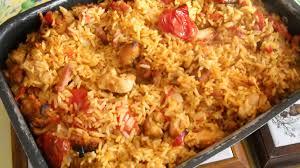 riz cuisiné riz à ma façon lardons et poulet massalé dencreetdeplumes gmail com