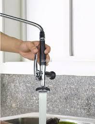 pull down kitchen faucet reviews faucet sprayer aerator kitchen faucet head replacement pull down