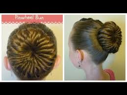 hairstyle joora video pinwheel bun hairstyle unique ballerina bun youtube