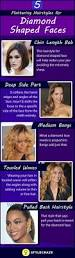 medium length hairstyles for heart shaped face best 20 hairstyles for diamond face ideas on pinterest diamond