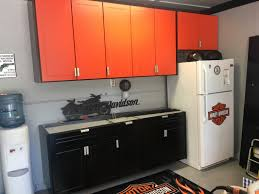 Powder Coating Kitchen Cabinets In The Garage Storage Cabinets Garage And Closet Organization