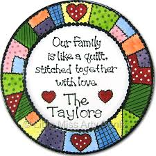personalized ceramic platters personalized birthday and family plates miss arty