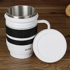 aliexpress com buy hibour camera coffee mugs vacuum flasks 220ml