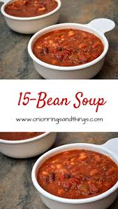 best 25 bean soup with ham ideas on pinterest recipes with ham