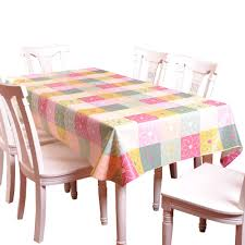 Plastic Fitted Tablecloths Online Get Cheap Floral Plastic Tablecloth Aliexpress Com