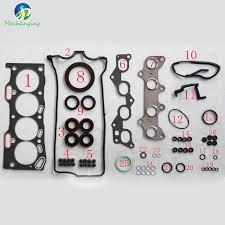 toyota corolla auto parts 4efe 4e fe for toyota corolla auto parts engine rebuilding kits