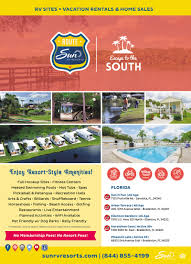 Seasonal U0026 Rv Sales Holiday Shores Florida Rv Parks Campgrounds Rv Camping In Florida Good Sam Club