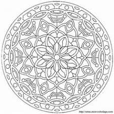 free printable mandala coloring pages adults bing images