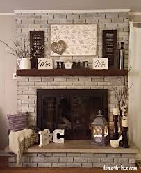 decor ideas 14 cozy fall fireplace decor ideas to right now home decor