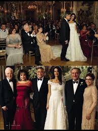 george clooney wedding amal alamuddin and george clooney in vanity fair italy amal