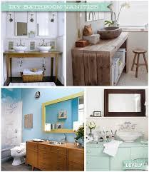 Diy Bathroom Vanities Wouldn U0027t It Be Lovely Diy Bathroom Vanities