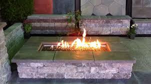 Patio Fireplace Kit by Outdoor Fireplace Kits Patio Flames Patio Heaters Backyard