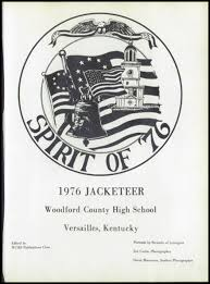 woodford county high school yearbook explore 1976 woodford county high school yearbook versailles ky