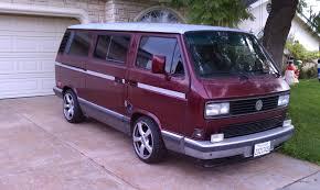 volkswagen vanagon 1987 volkswagen vanagon 28 images 87 vw vanagon westfalia w 23k