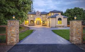 European Style Home 6 9 Million European Style Home In Los Altos Hills Ca Homes Of