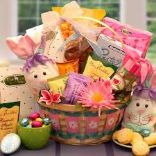 easter gift basket easter celebration gift basket easter gifts arttowngifts
