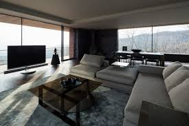 Living Spaces Coffee Table by Sofa Rug Coffee Table Living Space Mountain House In Nagano Japan