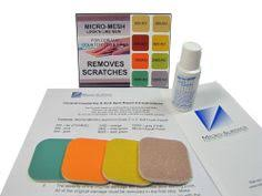 Corian Cleaning Pads How To Restore Shine To A Corian Countertop Cleaning Pinterest