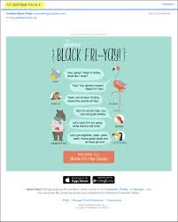 black friday not best deals best black friday email campaigns 2016 sparkpost
