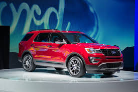 Ford Explorer Sport Price In India 2016 Ford Explorer Prices Released