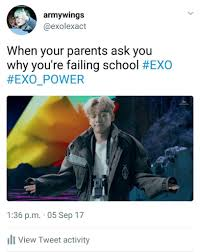 Suggestive Meme - exo meme tweets exo 엑소 amino