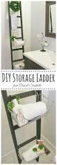 Best 25 Ladder Shelves Ideas by Best 25 Bathroom Ladder Ideas On Pinterest Bathroom Ladder