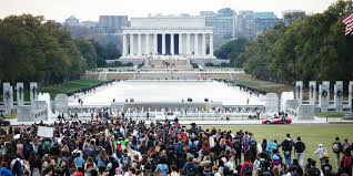 women protesting donald trump u0027s inauguration will have to meet at