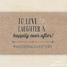 wedding quotes happily after four favors for your modern wedding kate aspen