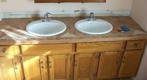 tile bathroom countertop ideas bathroom tile countertops justbeingmyself me