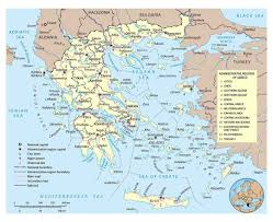 Greece Map Europe by Maps Of Greece Detailed Map Of Greece In English Tourist Map