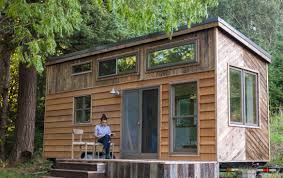 Tiny Homes Houston by Incredible Eco Friendly 260sf Tiny House For Sale In Portland