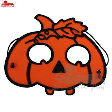 pumpkin mask kids pumpkin mask for mask performance dress up party ghost
