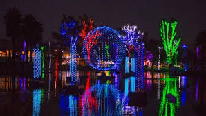zoo lights baton rouge phoenix zoo lights up the holiday season with zoolights wafb 9