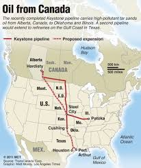 keystone xl pipeline map what are the keystone xl pipeline risks to water resources