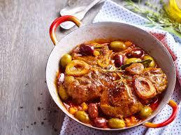 cuisine facile a faire osso bucco aux olives en vidéo mijoté classique et hiver