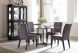 silverton sound round dining room set casual dining sets