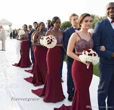 burgundy bridesmaid dresses 2017 new burgundy bridesmaid dress vintage lace appliques