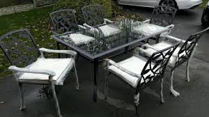 Homebase Patio Homebase Brand New Lucca 6 Chair And Table In Barnsley South