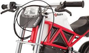 razor mx650 dirt rocket electric motocross bike review amazon com razor rsf650 street bike sports u0026 outdoors