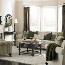 Demilune Console Table Huntington Street Demilune Console Table Brae Living Room Bernhardt