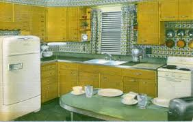50s Kitchen Inspirations 1950 U0027s Kitchens