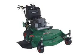 classic pro gear drive mid size walk behind mower bob cat