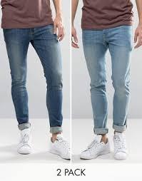 Skinny White Jeans Mens Men U0027s Jeans Skinny Vintage U0026 Bootcut Jeans For Men Asos