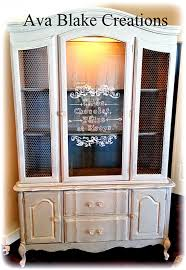 painted vintage buffet u0026 hutch reader featured project the