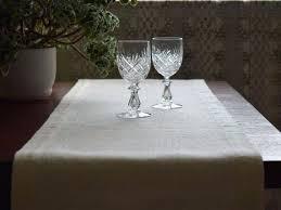 Coffee Table Runners White Linen Table Runner U2013 Thelt Co